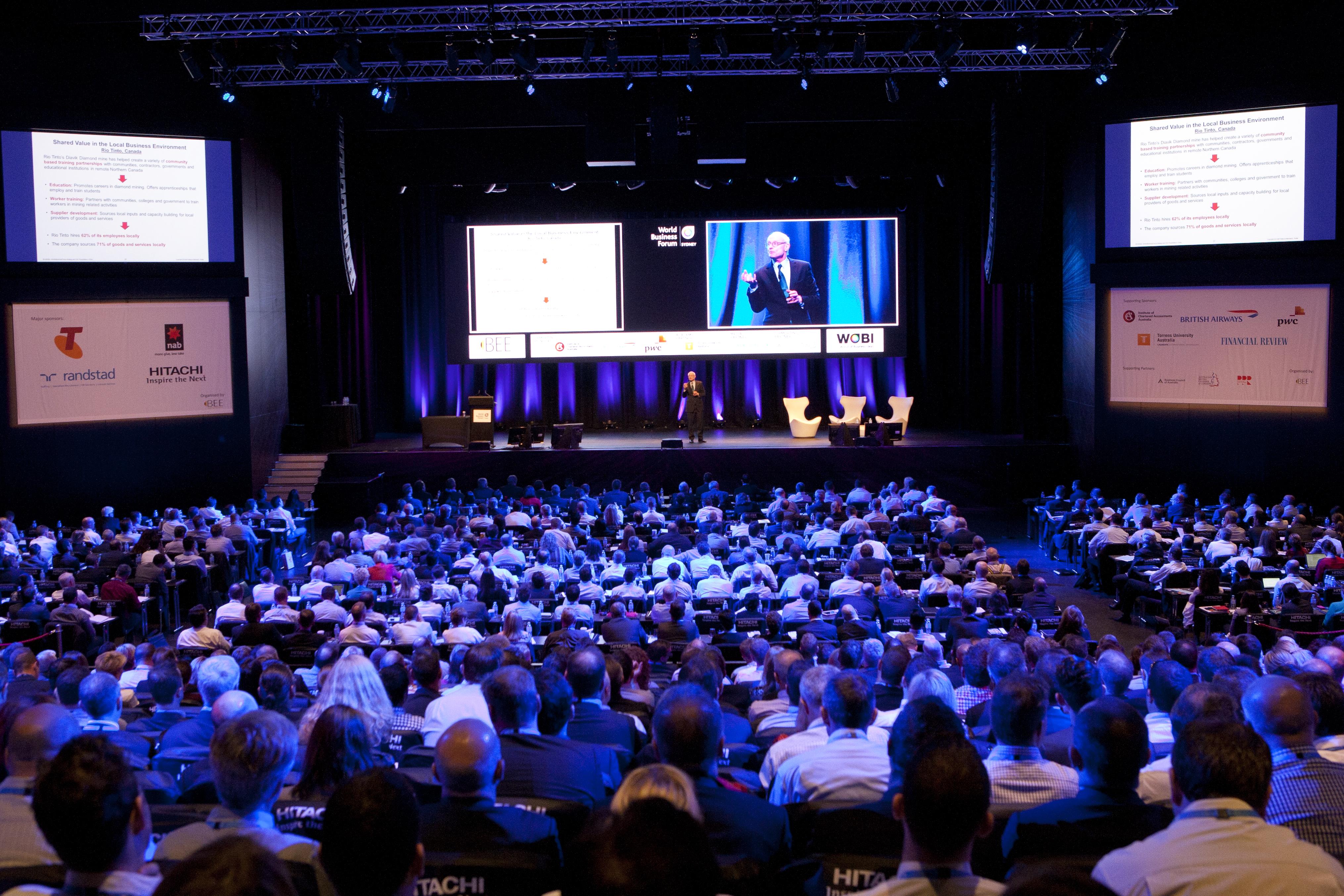 World Business Forum Startalk