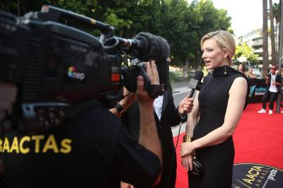 Cate Blanchett (credit: Brendon Thorne/Getty Images)