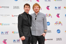 JAMES BLUNT & ED SHEERAN